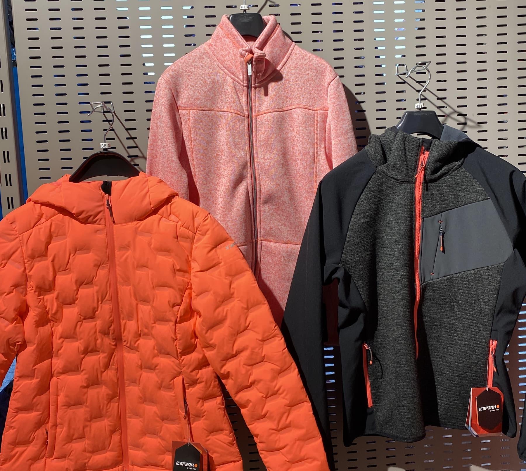 Jackenmodell für Sie